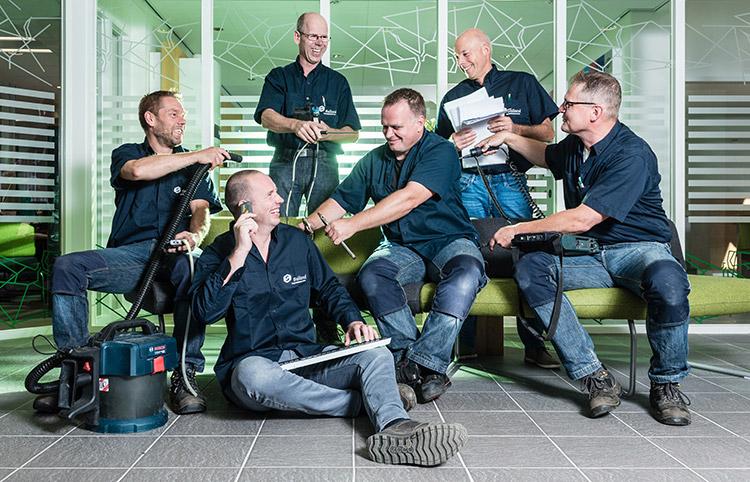 Vacature service technicus Salland Installatieservice